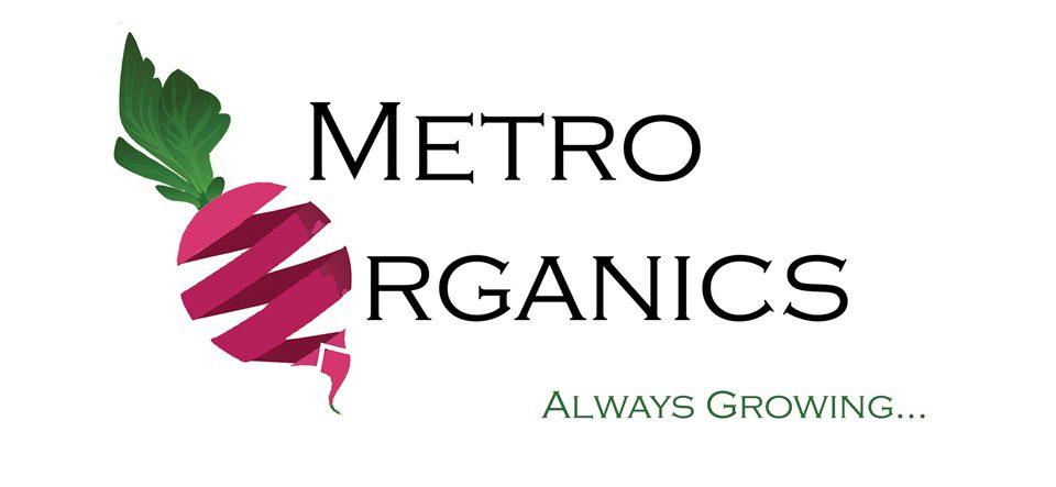 Metro Organics Logo Design
