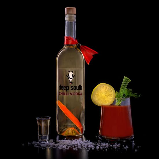 alcohol product photography
