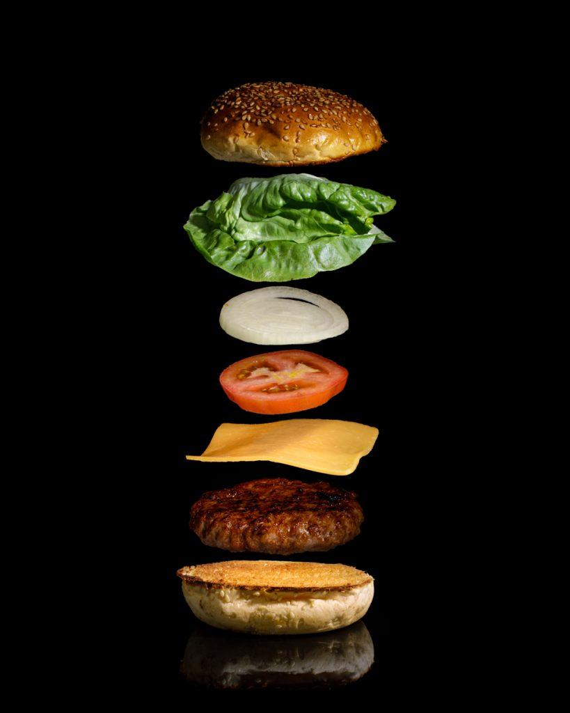 Burger image for Uchef